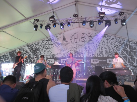 Ducktails @ Fader Fort
