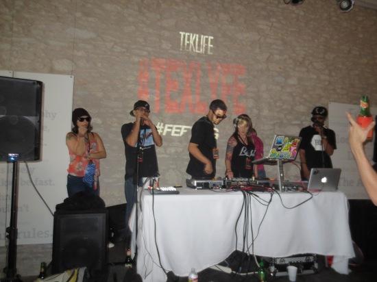 Teklife DJs