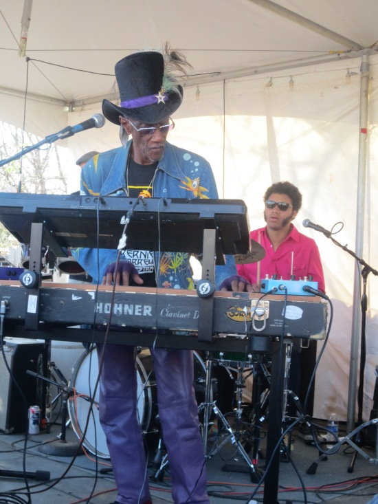 Bernie Worrell @ The Liberty