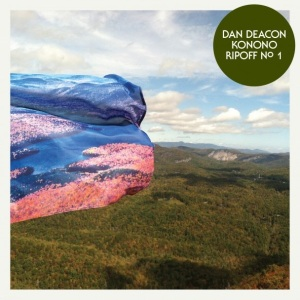 """Dan Deacon: Konono Ripoff No 1 7"""""""