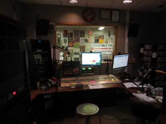 WRSU FM New Brunswick New Jersey New Music
