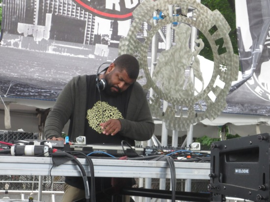 Carlos Souffront [former host of WCBN's Crush Collision]
