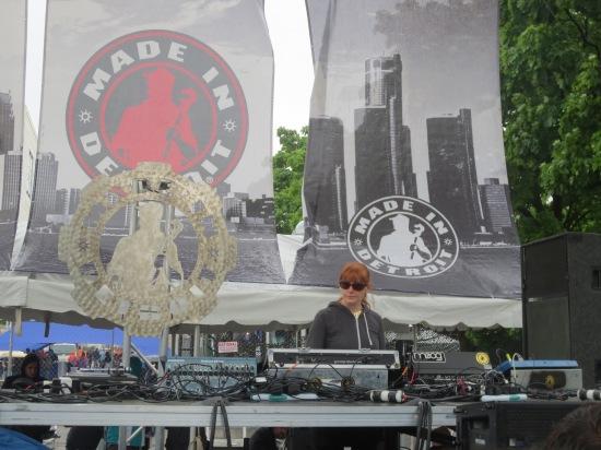 Erika [former WCBN DJ]