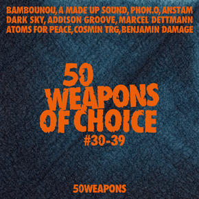 v/a: 50 Weapons Of Choice #30-39