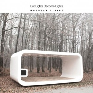 Eat Lights Become Lights: Modular Living