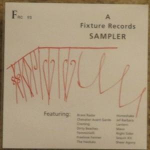 v/a: Fixture Records Sampler 03