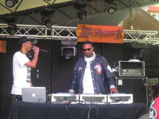 DJ Spinn + DJ Rashad @ Mohawk