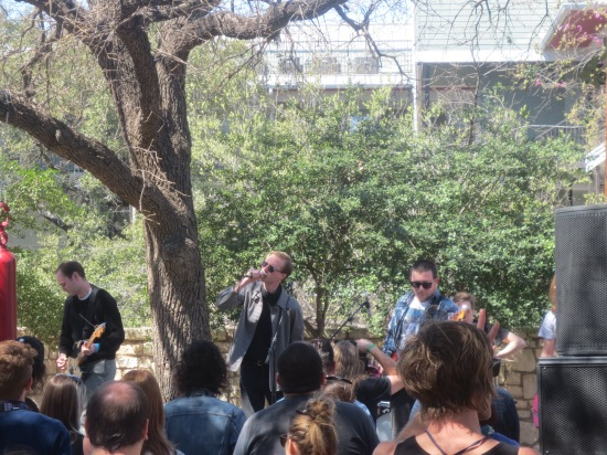 Eagulls @ French Legation Museum