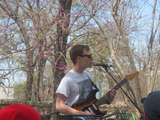 Mark McGuire @ French Legation Museum