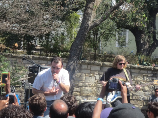Future Islands @ French Legation Museum