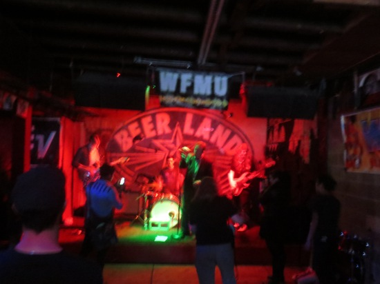 Protomartyr @ Beerland