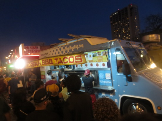 Chi'lantro (best food truck ever)