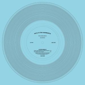 """Alien Whale: 10"""" EP"""