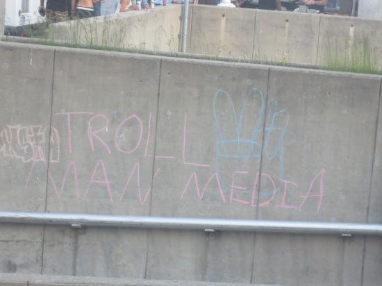 Troll Man Media