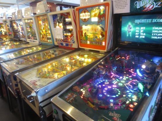 Silver Ball Museum, Asbury Park, NJ