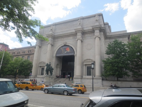 Museum Of Science & Natural History, NYC