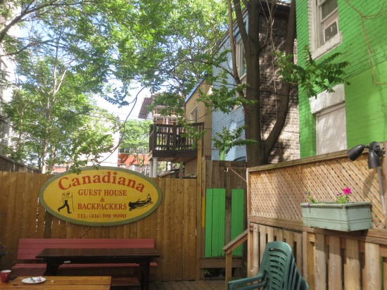 Canadiana Backpacker's Inn