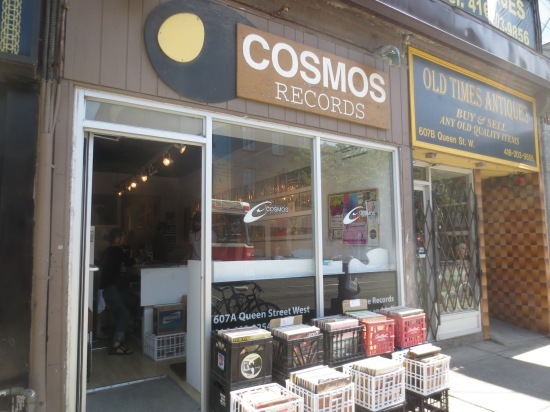 Cosmos Records