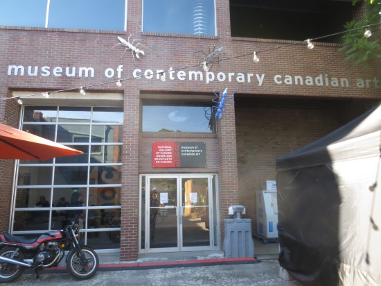Museum Of Contemporary Canadian Art