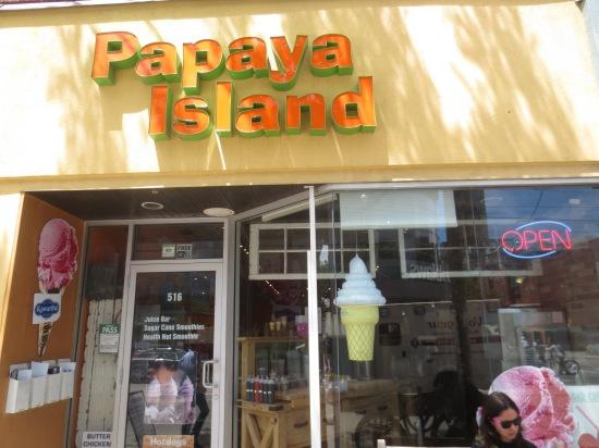 Papaya Island