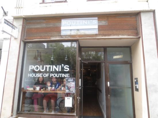 Poutini's