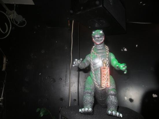 Godzilla @ Weldon Park