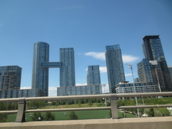 bye Toronto!