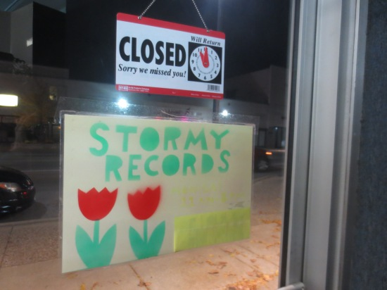 Stormy Records