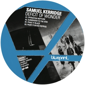 "Samuel Kerridge: Deficit Of Wonder 12"" EP"