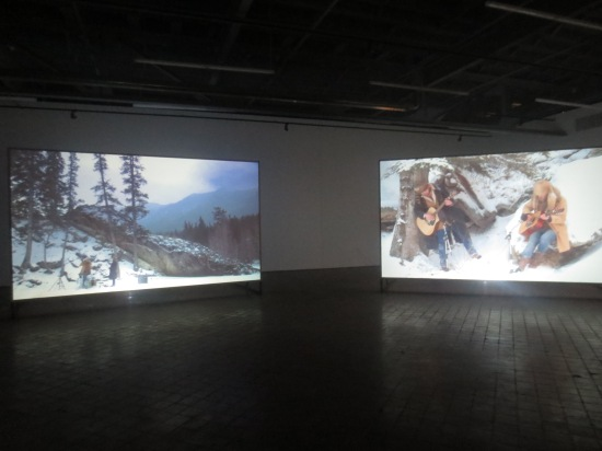 Ragnar Kjartansson: The End (multimedia exhibit)