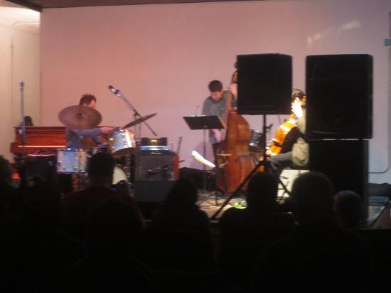 Stirrup (Fred Lonberg-Holm on cello)