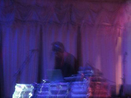 Lord Raja @ Ghostly showcase @ Swan Dive