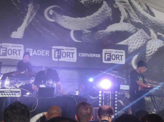 Shlohmo @ Fader Fort