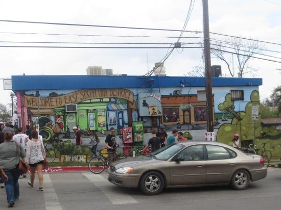 mural at Ibiz District