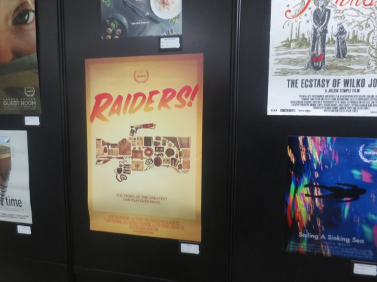 Raiders! (documentary about a fanmade re-enactment of Raiders Of The Lost Ark)