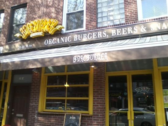 Bareburger, Astoria, Queens