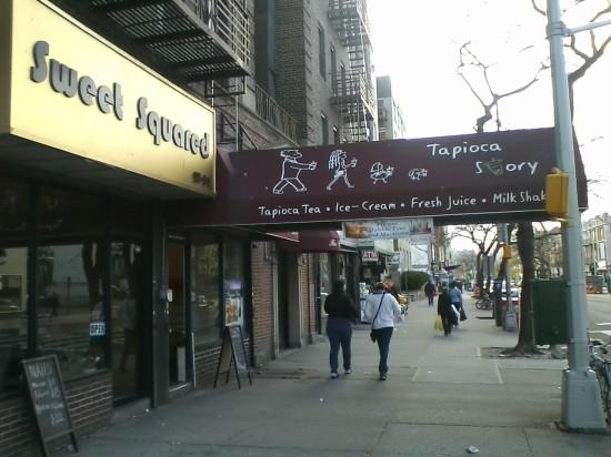 Tapioca Story, Astoria, Queens
