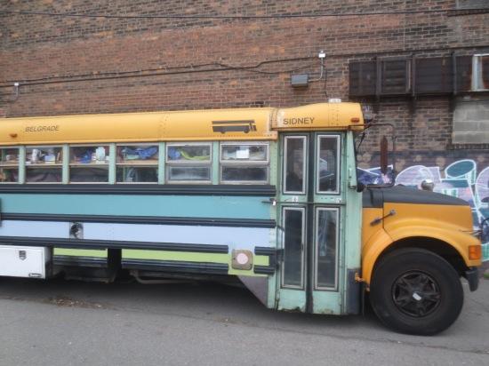 Dan's tourbus