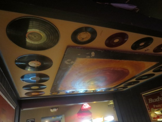 ceiling records