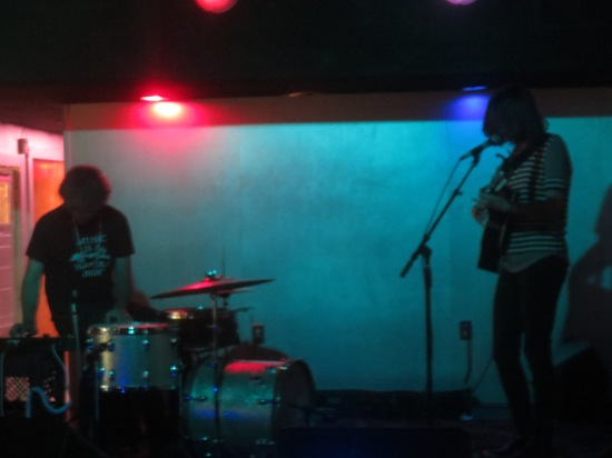 Circuit des Yeux (w/ Ryan Jewell on drums)