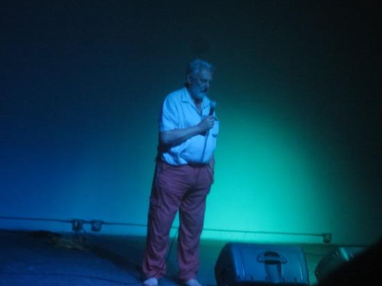 filmmaker Malcolm Le Grice