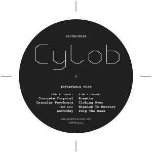 "Cylob: Inflatable Hope 12"" EP"