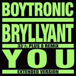 "Boytronic: Bryllyant 12"" EP"