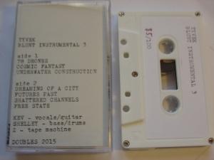 Tyvek: Blunt Instrumental 3 tape