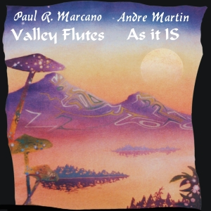 Paul R. Marcano/Andre Martin: Valley Flutes / As it IS split tape