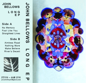 John Bellows: L O N G EP tape