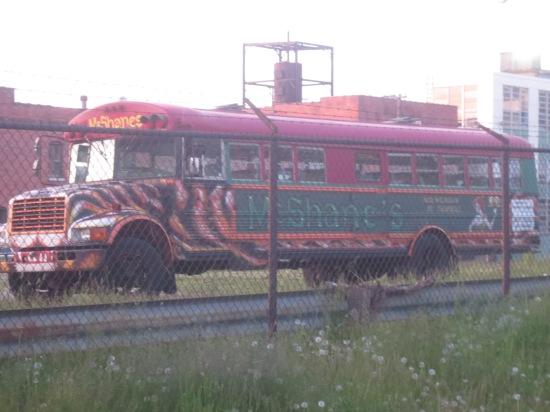McShane's bus