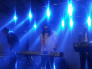 Twig Harper, Andrew WK, Nate Young