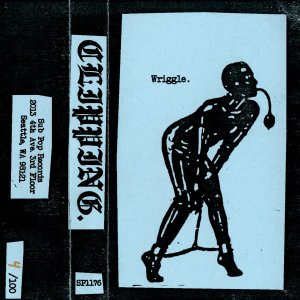clipping.: Wriggle EP