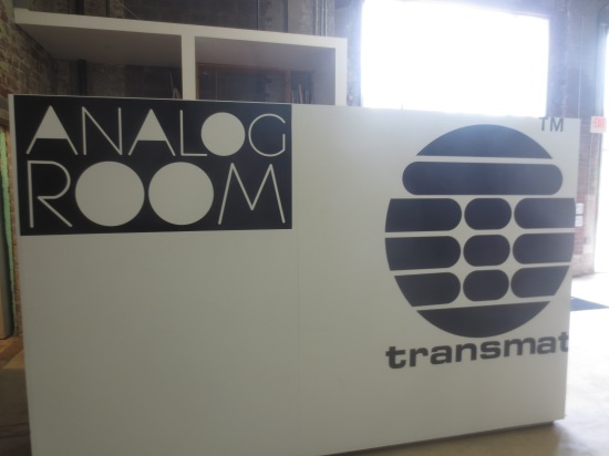 poster for the Transmat 30th anniversary party